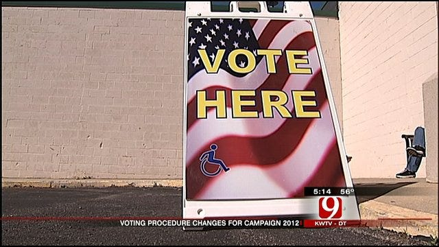 Early Super Tuesday Voting Happening in Oklahoma