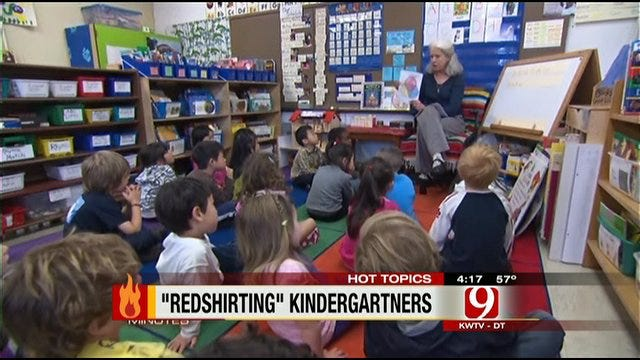 Hot Topics: Kindergarten Redshirting