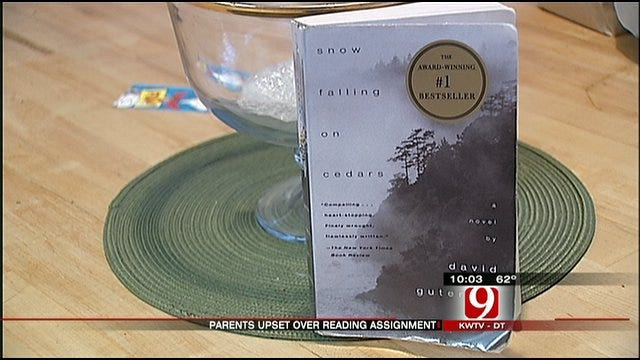 Racy Reading Assignment Leaves Norman Parents Miffed