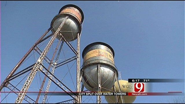 Okeman Landmarks' Future Uncertain