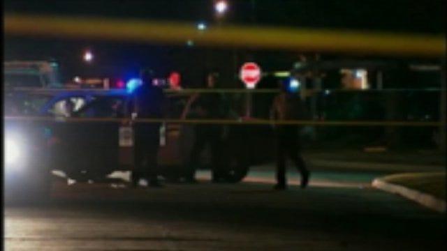 Police Investigate Shooting Death Of Home Intruder