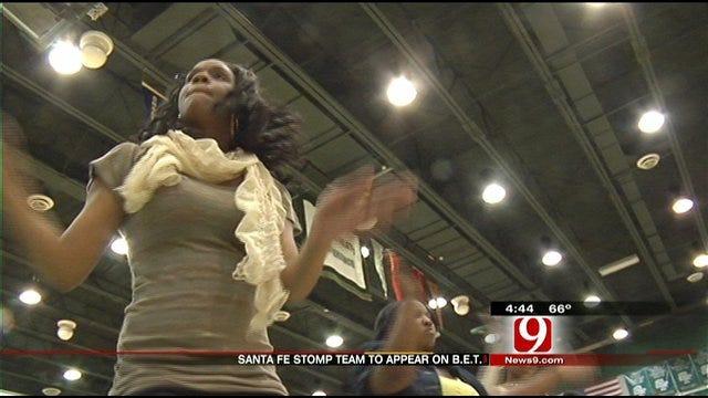 Edmond Stomp Dancers Hope To Go To New York