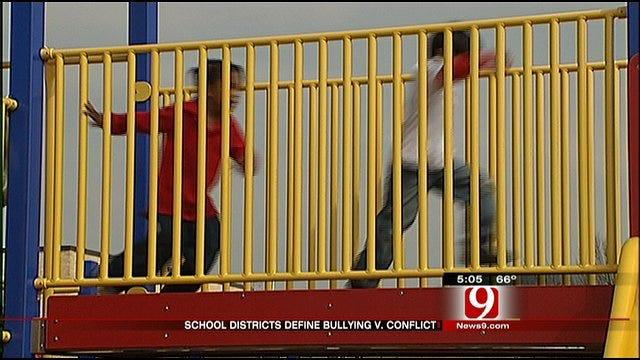 OKC School Officials Explain Bullying Versus Conflict