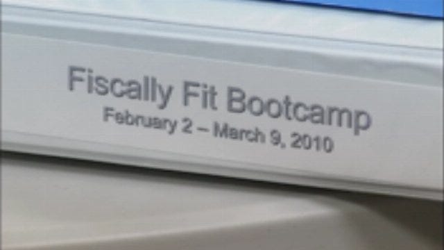 Financial Boot Camp Gets People Fiscally Fit