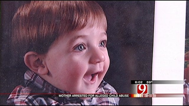 OKC Police Arrest Mother After Child Suffers Brain Injury
