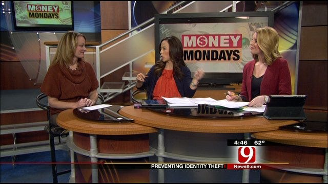 Money Monday: Identity Theft Protection Service