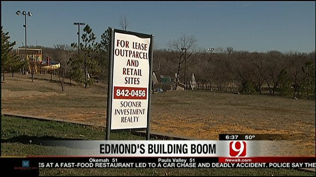 Economy Recovering, Building Booming In Edmond