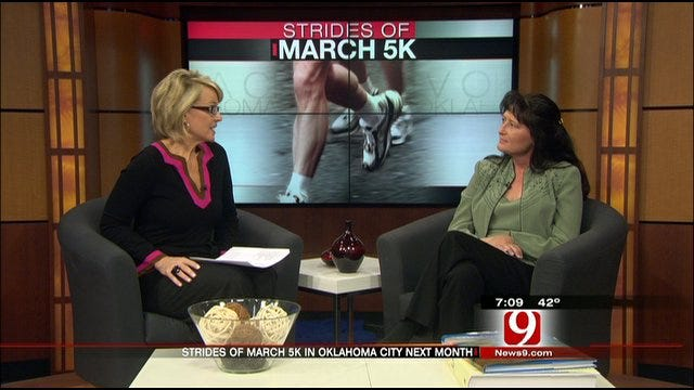 Strides Of March 5K To Take Place In Oklahoma City