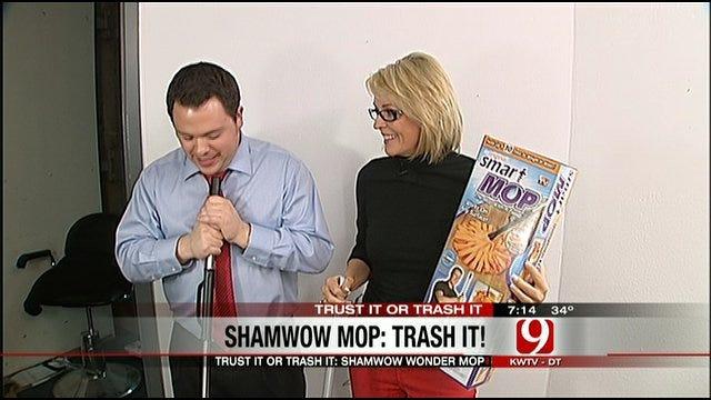 Trust It Or Trash It: ShamWow Wonder Mop