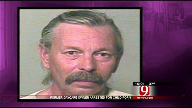 Former Daycare Owner Arrested In Child Porn Investigation
