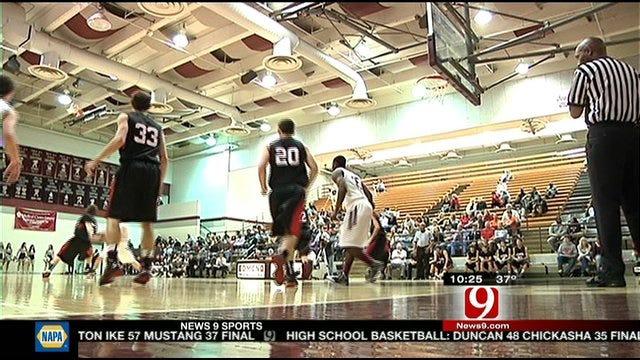High School Playoffs: Duncan, Edmond Memorial Move On
