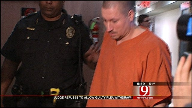 Judge Denies Chad Peery Attacker's Request To Withdraw Guilty Plea