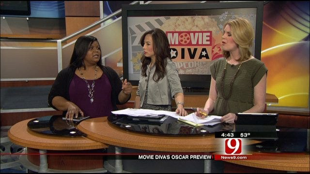 Movie Diva: Oscar Preview