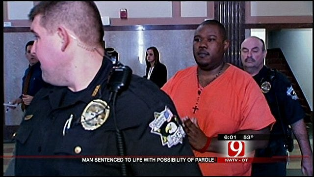 Man Sentenced In 20-Month-Old's Death