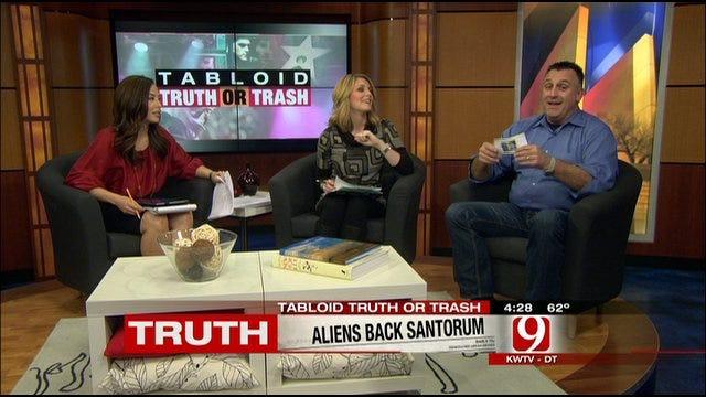 Tabloid Truth Or Trash From Thursday, February 23