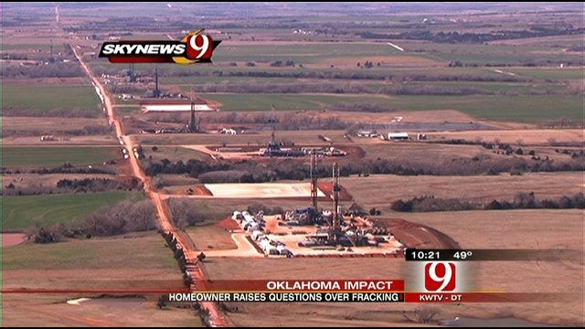 Oklahoma Waste Water Injection Wells Under Fire