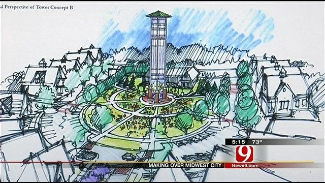Midwest City Plans Redevelopment