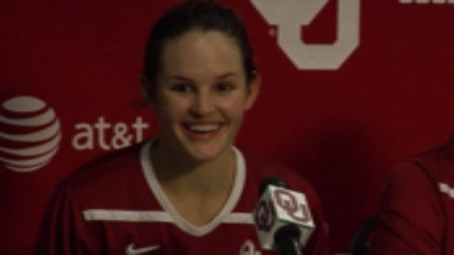 OU Women's Post Game Interview