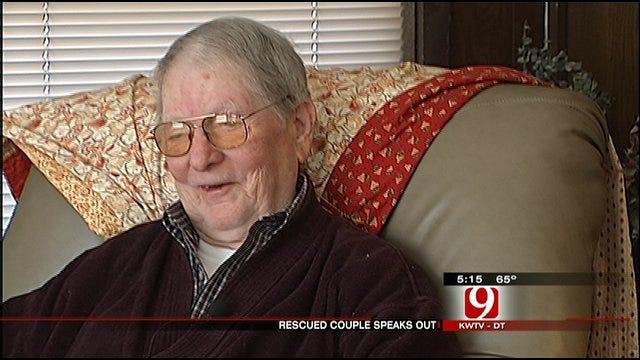 Yukon Couple Recall How Davis Boys Saved Them