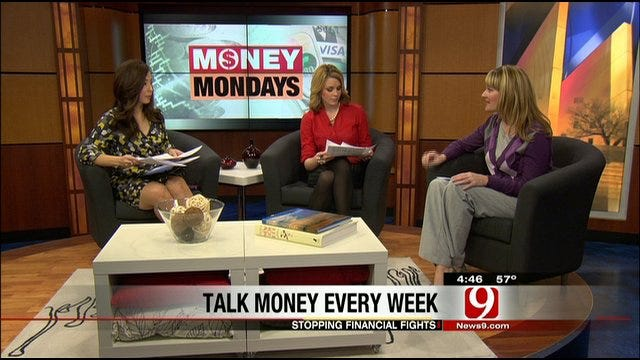 Money Monday: Stopping Financial Fights
