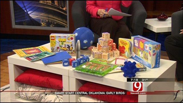 Smart Start Central Oklahoma Introduces Early Learning To OKC Children