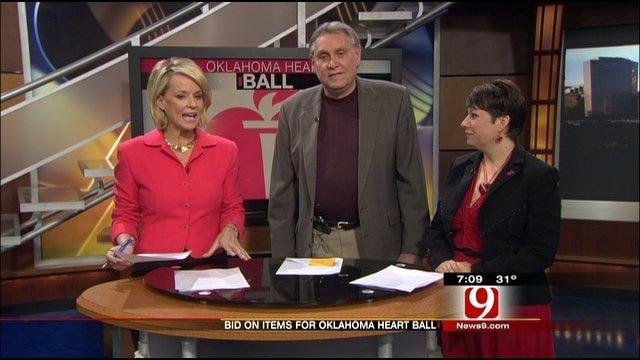2012 'Heart Ball' Fundraiser With American Heart Association