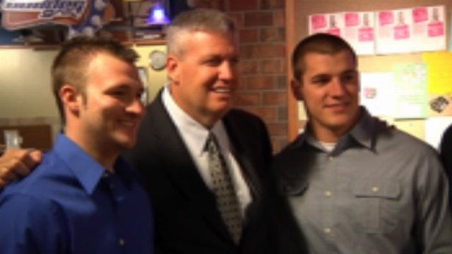 Rex and Rob Ryan Inducted Into SWOSU Athletics Hall Of Fame