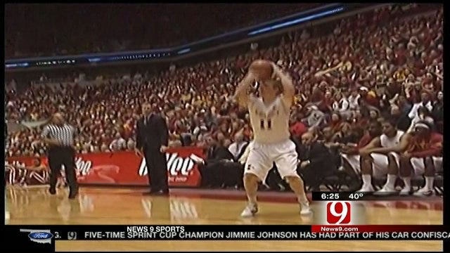 OU - Iowa State Highlights