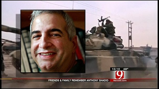 Anthony Shadid's Friends, Family Mourn Their Loss