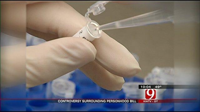 Personhood Bill Passes Senate, Headed to House