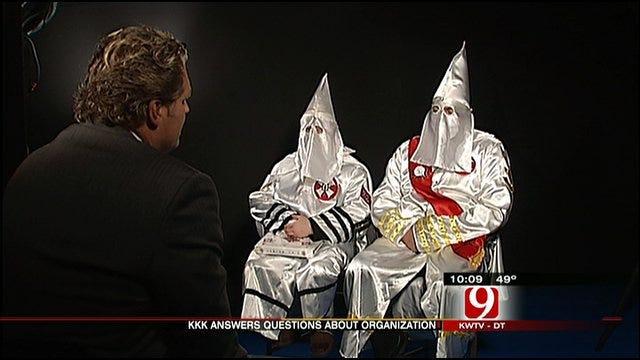 Klan Alive, Recruiting In Oklahoma