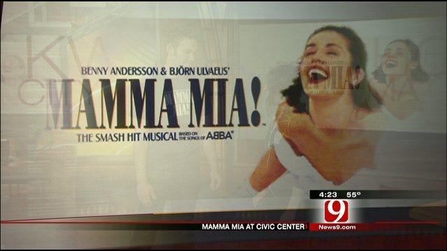Mamma Mia At The Civic Center