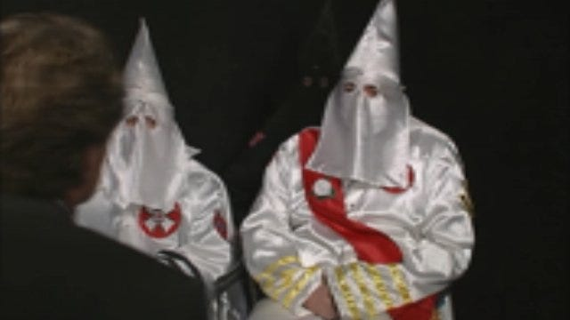 Oklahoma Klansmen Talk About Recruitment, What They Want