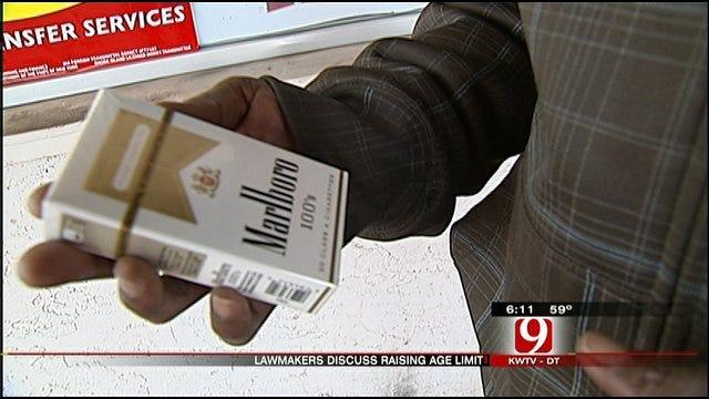 Bill Raising Smoking Age Moves Closer To Passage