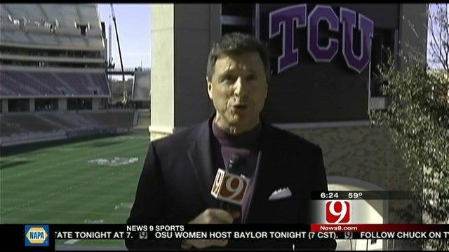 Dean Blevins In Ft. Worth Discusses TCU Arrests