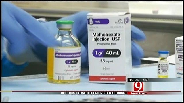 Cancer Drug Shortage Puts Metro Children's Lives At Risk