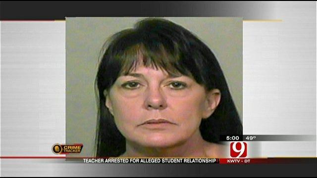 Putnam City High School Teacher Arrested For Statutory Rape