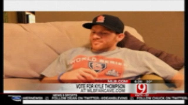 """Oklahoma's Own Kyle Thompson """"In the Fan Cave"""""""
