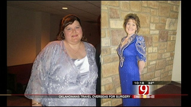 Medical Tourism: Oklahoma Woman Travels Overseas For Surgery