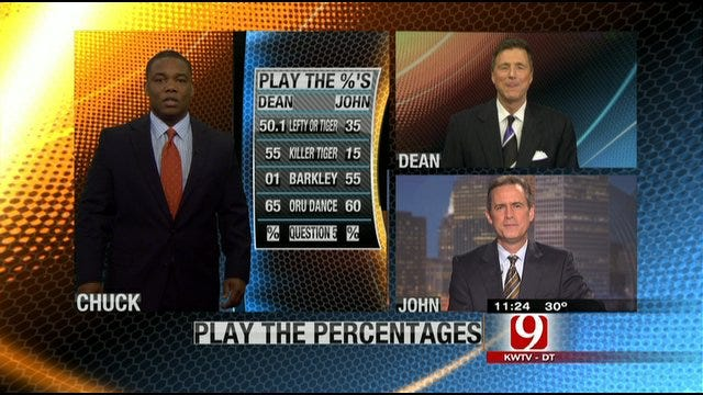 Play the Percentages: Feb. 12, 2012