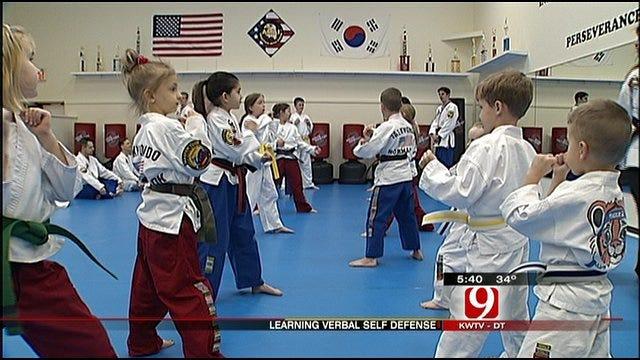 Verbal Judo Disarms Bullies