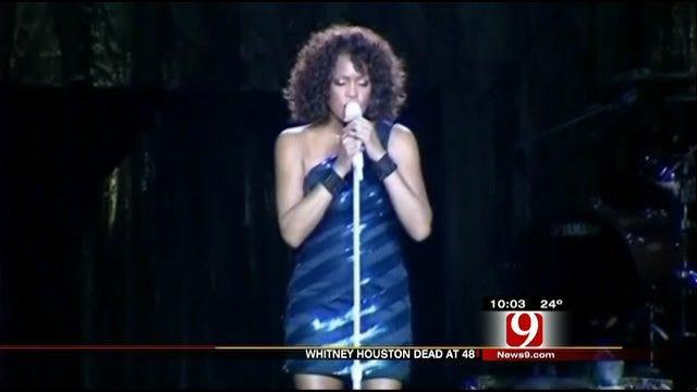 Whitney Houston Dies In Los Angeles Hotel Room
