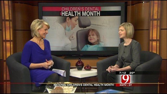 Help Your Child Develop Good Oral Health Habits