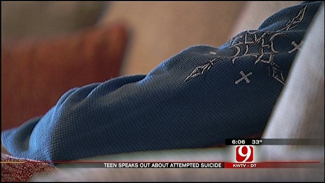 El Reno Boy Who Tried To Commit Suicide Speaks Out Against Bullying