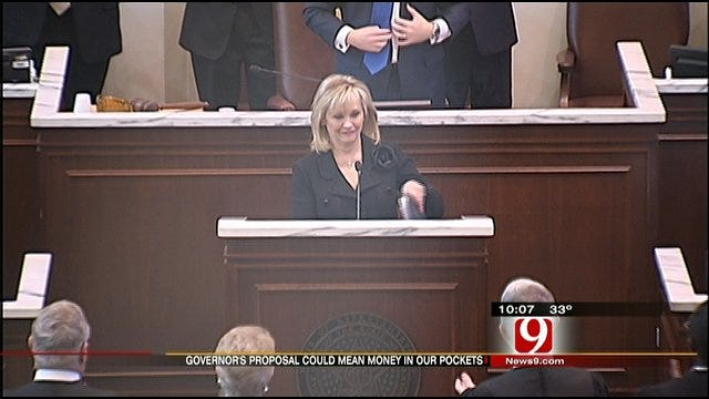 Debate Begins On Governor's Income Tax Reduction Plan