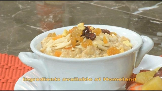Power Packed Oatmeal