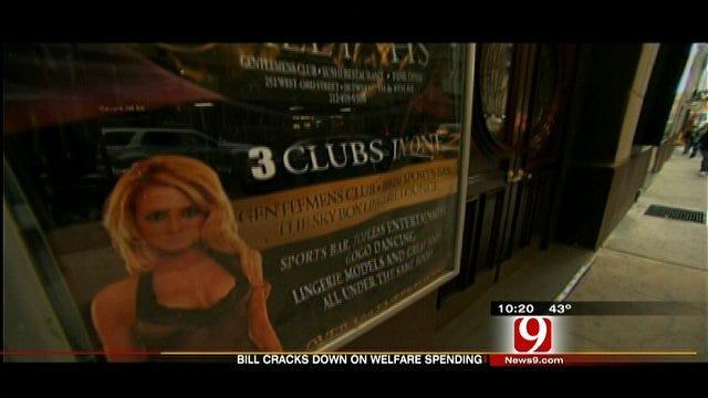 New House Bill Bans Welfare Spending At Strip Clubs, Liquor Stores