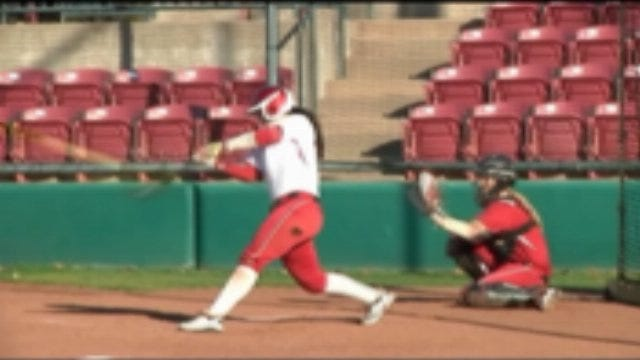 OU Softball Media Day Sights and Sounds