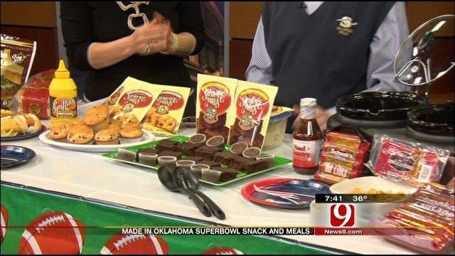 Food Recipe Ideas For Super Bowl Sunday Parties