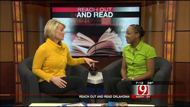 'Reach Out And Read Oklahoma' Talks About Black History Month